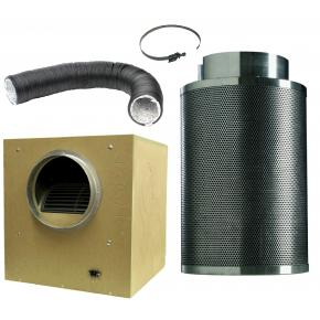 Complete Extractor Fan Systems
