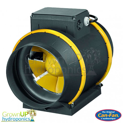 Can Max-Fan - Pro Series - Extractor Fans - 2 Speed
