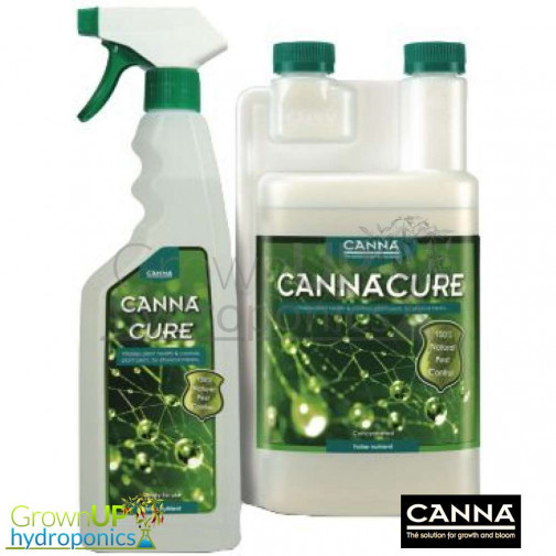 Canna Cure Range - Various