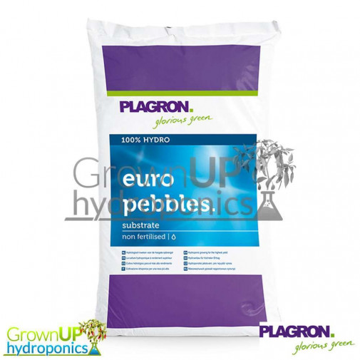 Plagron Euro Clay Pebbles - 45L (Litres) - Hydroponics Growing Media