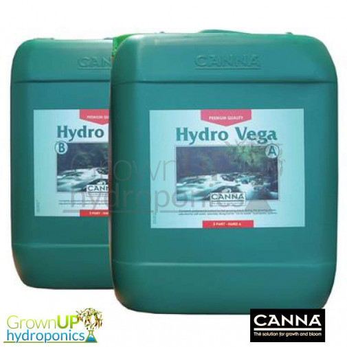 Canna Hydro Vega - Hard or Soft Water