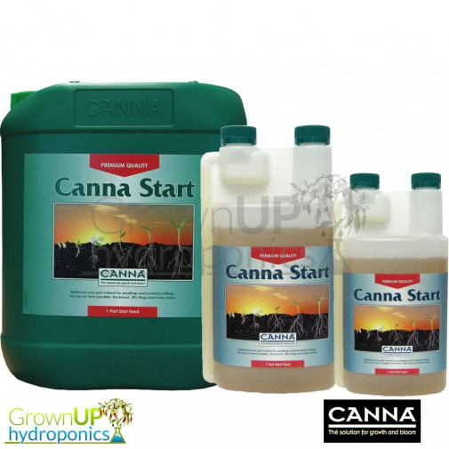 Canna Start - Premium Propagation Nutrient - Various Sizes