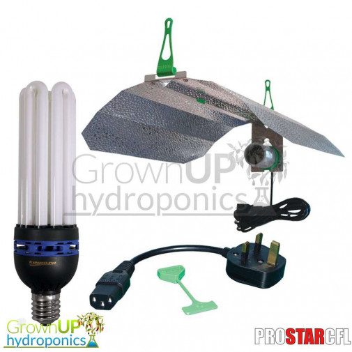 CFL Grow Lamp and Reflector Kits