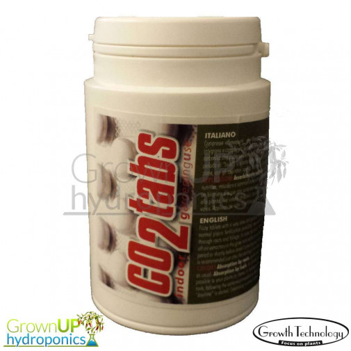 CO2 Tablets - 60 - Garden Hydroponics