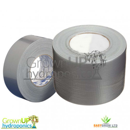 Ducting Tape - Cloth/Gaffer - Strong Adhesive - Grow Tent/Ducting Repair