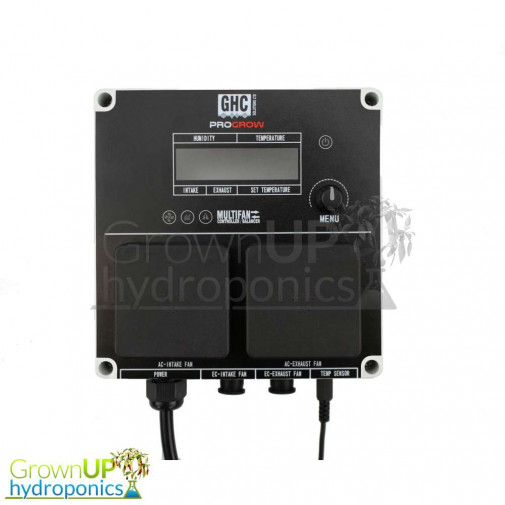 GHC ProGrow Multi-Fan Controller - Control EC and AC Fans