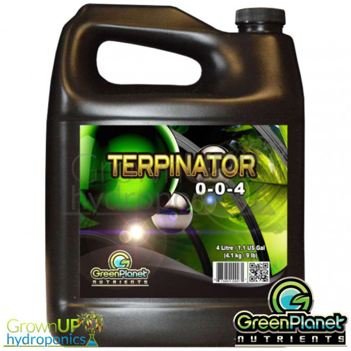 Green Planet Terpinator - Sticky is an understatement!