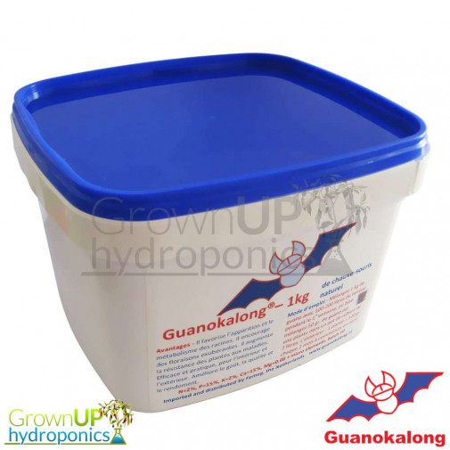 Guanokalong - Organic Bat Guano - Powdered