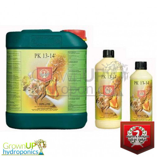 House and Garden PK 13-14 - Flowering Enhancer