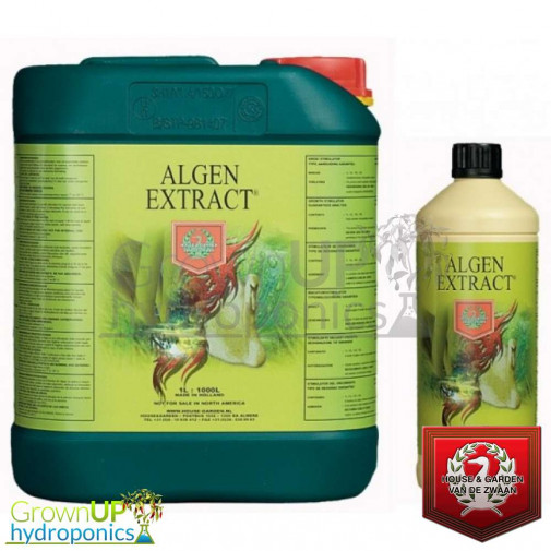 House and Garden - Algen Extract