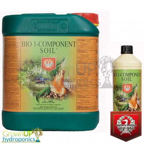 House and Garden - Bio 1-Component Soil