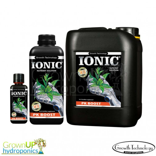 IONIC PK Boost 14/15 - Bulk/Yield Builder -  300ml, 1 or 5 Litre