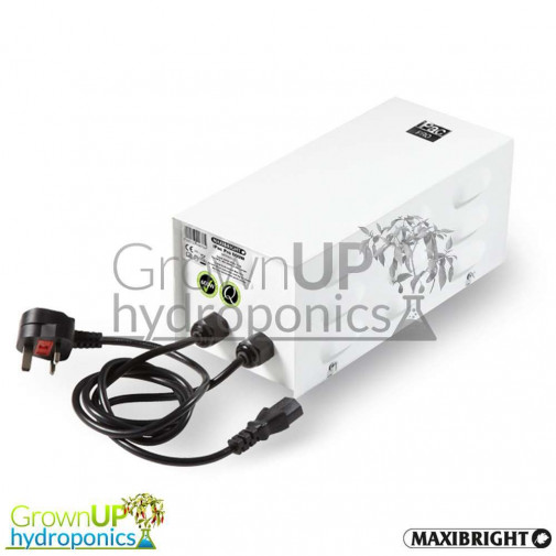 MaxiBright iPac Pro Ballast - Hydroponics Lighting 250-1000w