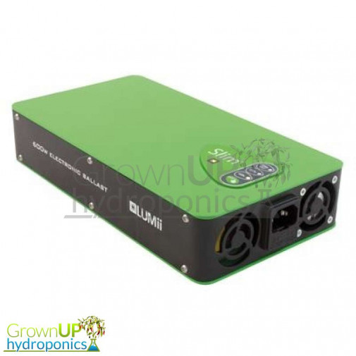Lumii Slim Digital Ballast 400w 600w 690w