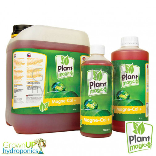 Plant Magic Magne-Cal - Magnesium and Calcium Hydroponic Nutrient - Various Sizes