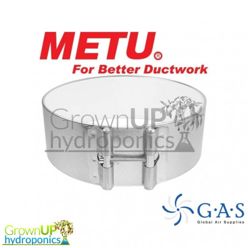 Metu Ducting Fast Clamps - The Ultimate Connector
