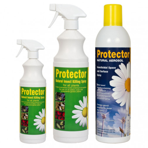Agropharm Protector Spray - RTU - Natural Insect / pest killing spra