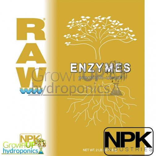 RAW - Enzymes - Premium Uncut Soluble Enzymes