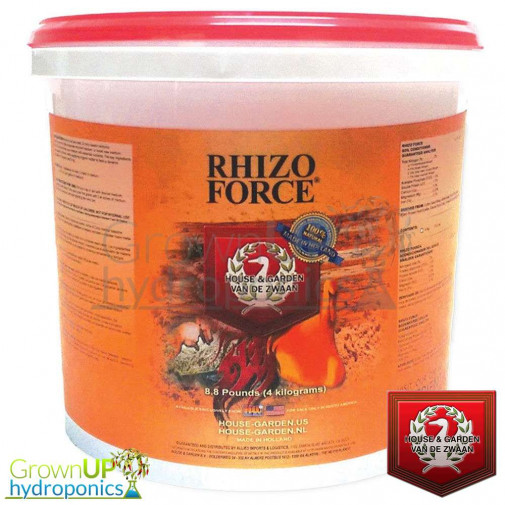 House and Garden Rhizo Force - Beneficial Bacteria and Microbes
