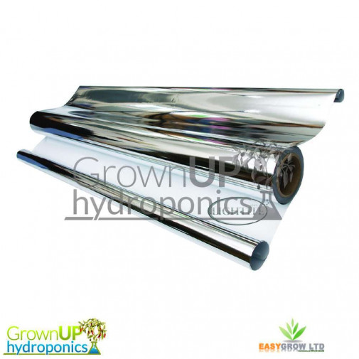 Easy Grow Silver Lightite - 5m Lengths - Indoor Growing