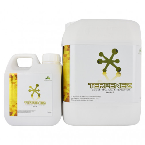 Terpenez - Essential Oil Intensifier, Smell and Taste Enhancer