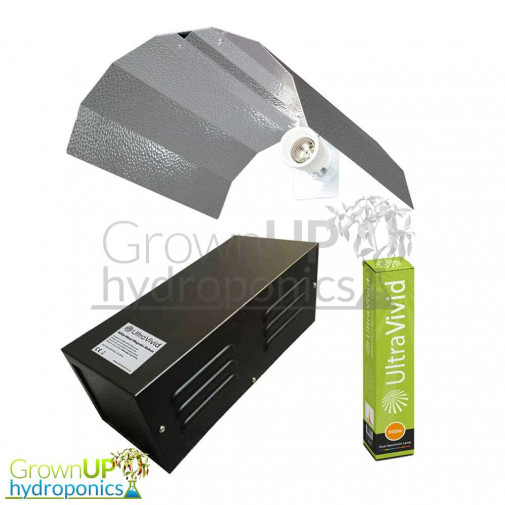 UltraVivid 600w HPS Lighting Kit