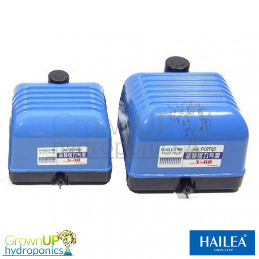 Hailea V series Air Pumps - V30 and V60 - DIY DWC Aquarium