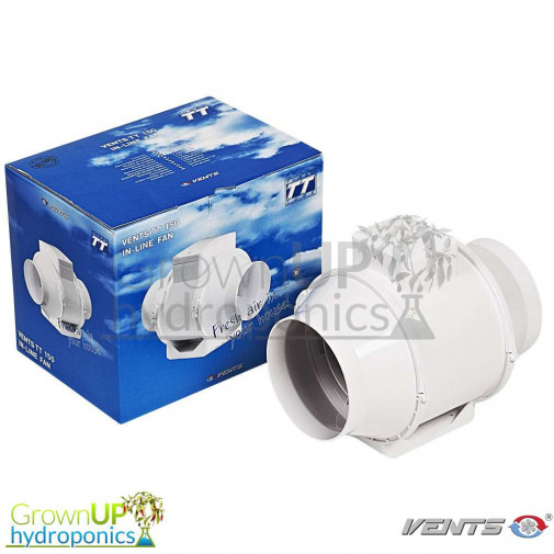 Vent TT Inlane Fan Range