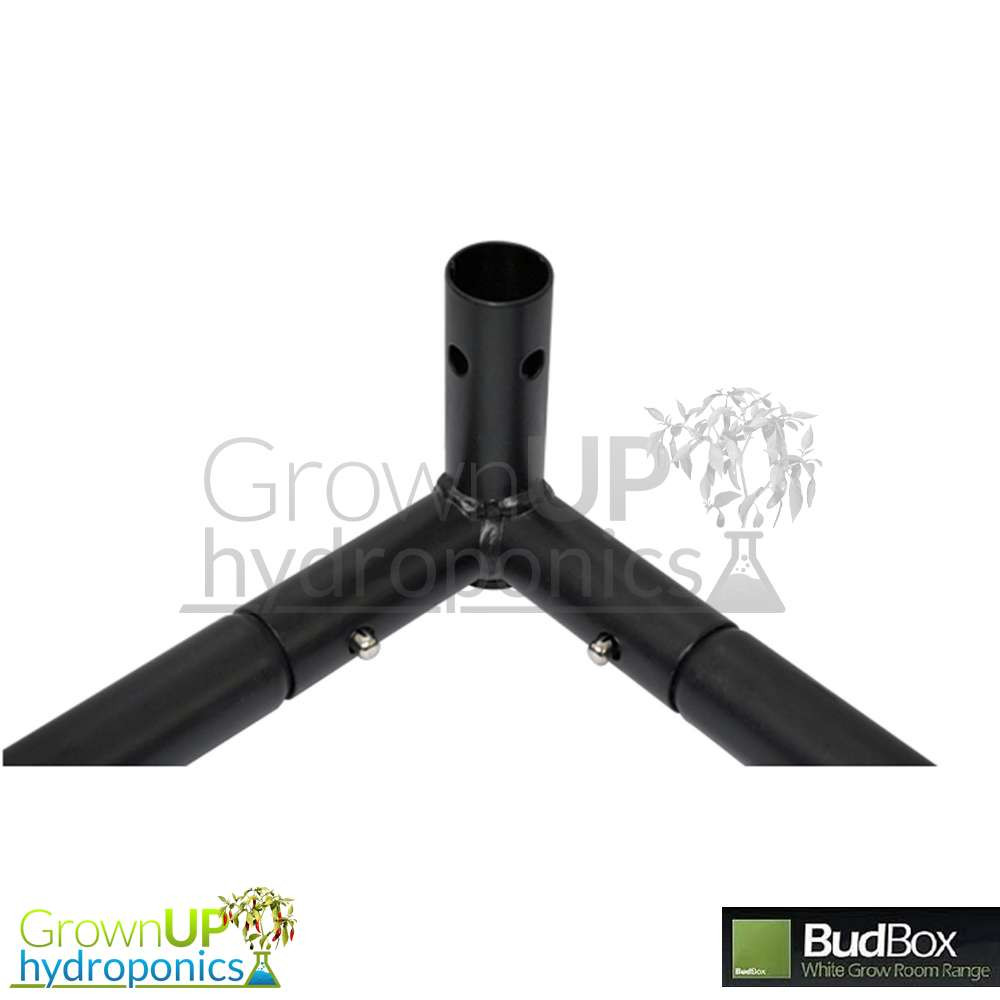 BudBox Pro Titan 3 White - Full Metal construction - Indoor Growing Tent  sc 1 st  Grown Up Hydroponics & 3 x 3 x 2m - BudBox Grow Tent Pro Titan 3 White