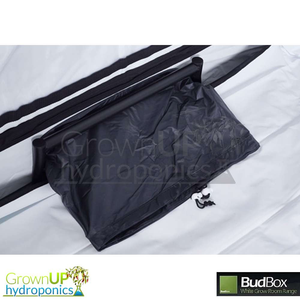 BudBox Pro Titan 3 White - Uplift for gravity systems - Indoor Growing Tent  sc 1 st  Grown Up Hydroponics & 3 x 3 x 2m - BudBox Grow Tent Pro Titan 3 White