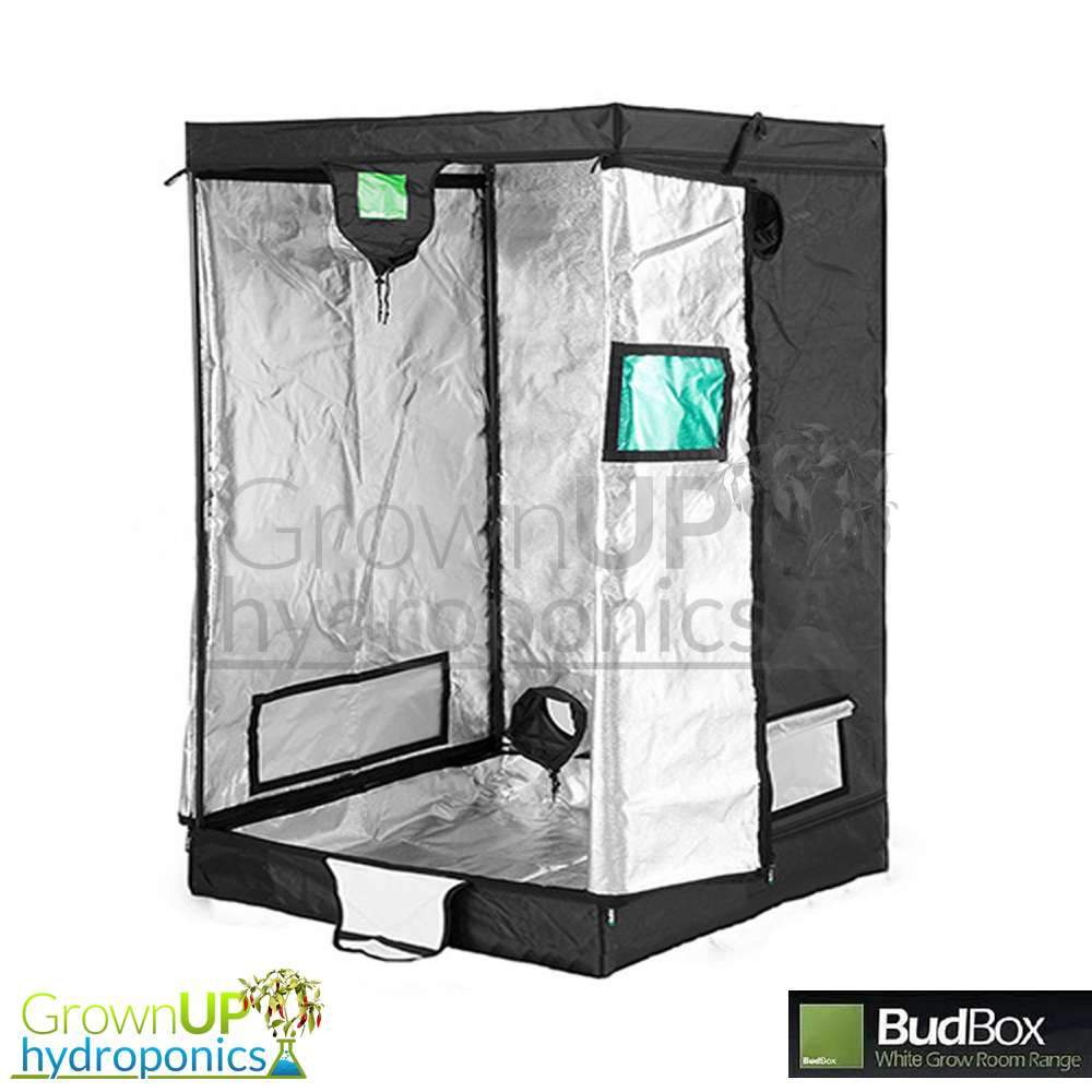 BudBox Pro Silver Mylar - Small - Propagation Tent - 75 x 75 x 100cm ...  sc 1 st  Grown Up Hydroponics & 75x75x100cm-BudBox Grow Tent Silver Mylar-Mother/Clone/Propagation