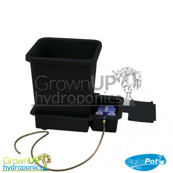 Autopot 1 Pot Module - 15L Pot, Tray and Aquavalve (No Tank)