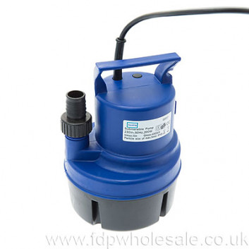 AquaKing Submersible Water Pump Q2007 3600L/H