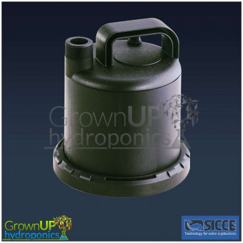 Sicce Ultra Zero Low Level Submersible pump - 3000 litres per hour