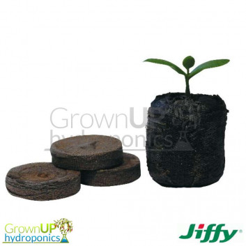 Jiffy Coco and Root!T Peat Propagation Plugs/Pellets - Seeds or Cuttings