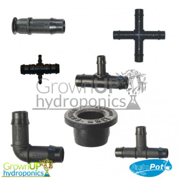 13mm Irrigation Fittings