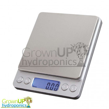 Precision Digital Scales - 2kg Max - 0.1g Min