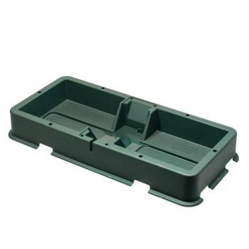 2POT TRAY AND LID (SQUARE)