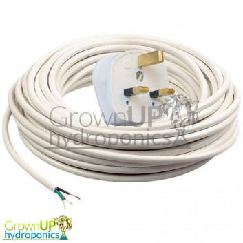 13 Amp 3 core cable and plug