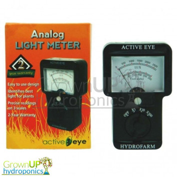 Active Eye - Analogue Light Meter