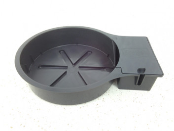 1POT XL TRAY AND LID (BLACK)