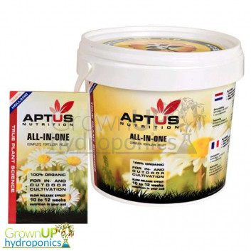 Aptus - All In One Pellets - Organic Feed