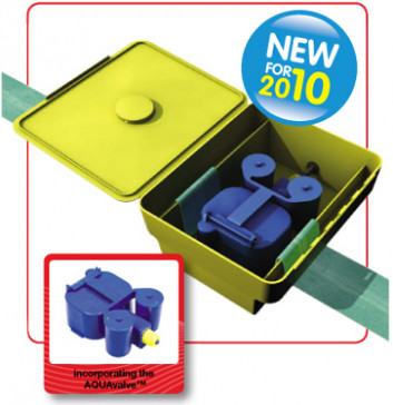 AQUABOX STRAIGHT EXTENSION KIT