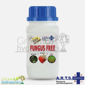 Fungus Free - A.R.T.S. - Bud Rot, Mildew and Rust Treatment