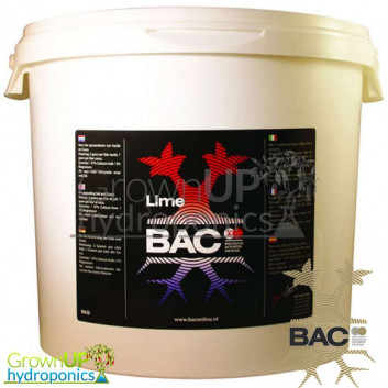 BAC Organic Lime - Calcium and Magnesium - 5kg