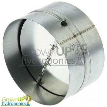 Metal Ducting Backdraft Connector - 100mm - 315mm
