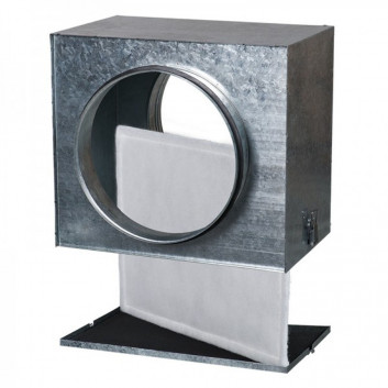 Inline Ducting Filter Boxes - 100mm - 315mm