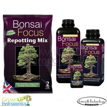 Bonsai Focus - Nutrients and/or Compost