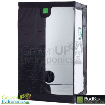 BudBox Pro Large 2 White - 100x100x200cm - Indoor Growing Space