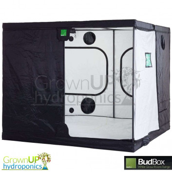 BudBox Pro XXL Plus White - 1.5 x 3 x 2m - Indoor Grow Tent